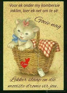 Good Night Wishes, Good Night Quotes, Good Morning Good Night, Angel Prayers, Bible Prayers, Evening Greetings, Afrikaanse Quotes, Goeie Nag, Special Quotes