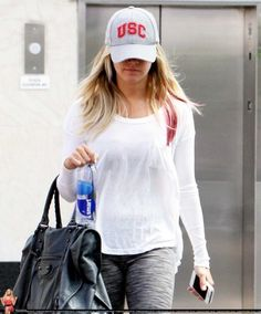 Ashley Tisdale Outside Equinox Gym in West Hollywood  http://www.simplecelebrity.net/?p=14324