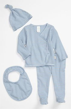 Stem Baby Shirt, Pants, Hat & Bib (Infant) | Nordstrom - softest take me home set