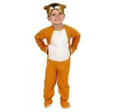 Dětský kostým Lev 3-4 roky