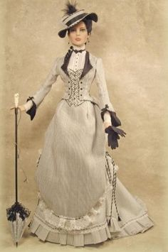 Phillipa (Victorian era) ..... Crawford Manor - Custom made Dolls