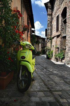Italian Lifestyle - Spello, Perugia