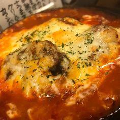 WEBSTA @ saporin_0109 - 煮込みハンバーグさつま揚げなめろう北寄貝←お代わりした後輩ちゃんを連れて美奈子ちゃんのお燗最高でしたっ♡安うますぎて涙😂#煮込みハンバーグ#ハンバーグ#さつま揚げ#なめろう#北寄貝#日本酒#hamburg steak#steak #tomato #cheese #seafood #sashimi #shell#japanesefood #yum #yummy #oishii #nishiogikubo #tokyo