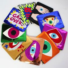 Poppy Lissiman Pouches
