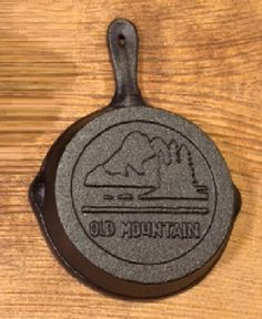 Old Mountain Cast Iron, Spoon Rest, Skillet, It Cast, Mini
