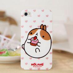 Molang phone case
