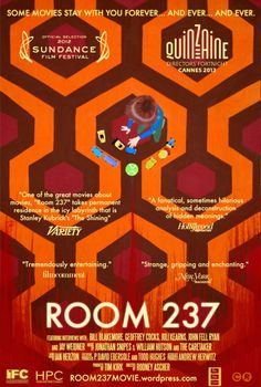 The most bizarre documentary I've ever seen.  Conspiracy theories abound about Kubrick's The Shining.  Has to be seen to be believed--not the theories, but the fact that someone would make the thing in the first place.