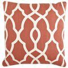 Rambagh Tile Pillow - Honey