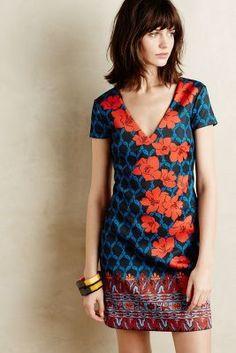 Plenty by Tracy Reese Granada Petite Dress #anthrofave