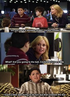 modern family !! season 3