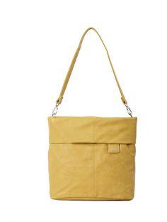 Frauentaschen :: MADEMOISELLE :: M8 | ZWEI Taschen Handtasche :: gelb :: crossbody