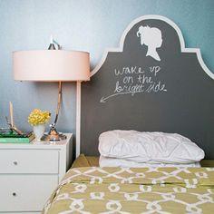41 Creative DIY Headboards Ideas for Your Bedroom - Snappy Pixels