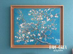 Amandelbloesem Van Gogh - bam-crea Van Gogh, Frame, Home Decor, Art, Picture Frame, Art Background, Decoration Home, Room Decor, Kunst