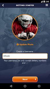 FireFan – Miniaturansicht des Screenshots Fire Fans, Sports App, This Or That Questions