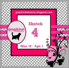 Graphicat Sketchs Challenge Blog - w/o flourish