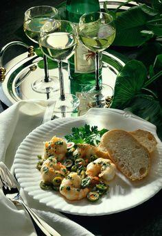 Unser beliebtes Rezept für Riesengarnelen in Olivensoße und mehr als 55.000…
