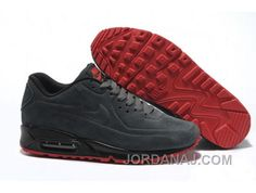 buy popular 9d349 ec47a 890 Nike Air Max 90 Vt Premium Anthracite Rouge Homme Pas Cher 75 off sale  online shop indumentaria outlet