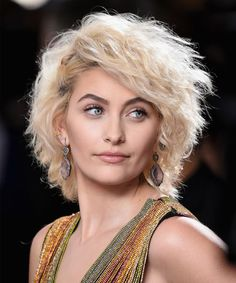 Ideal Short Curly Hairstyles 2018 to Get A Celebrity Inspired Look