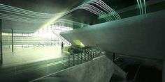 Pierre Vives Project  Zaha Hadid