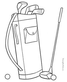 Fun Fathers Day Coloring Page