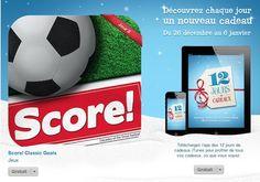 iTunes - Score! Classic Goal offert avec Les 12 jours de cadeaux
