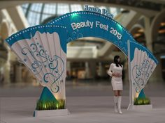 Proposed Design for Jawa Pos Beauty Fest