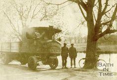 City Steam Transportation, Bath steam lorry, c.1910