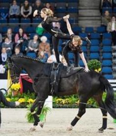 FEI World Cup Vaulting