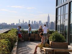 Where to Drink Outdoors in New York City, 2014 Edition | Serious Eats