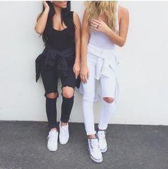 pantalones mezclilla