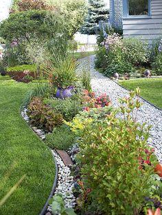 100 Lawn Edging Ideas Lawn Edging Lawn Garden Edging