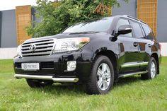 Metec CityGuard til Toyota FrontGuard. Toyota Land Cruiser, Vans, Vehicles, Van, Rolling Stock, Vehicle