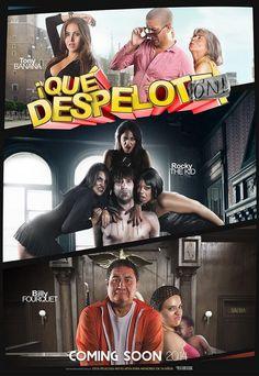 ¡Qué despelotón! (¡Qué despelote! 2) (2014) - FilmAffinity #Comedy #PuertoRico ★★★★