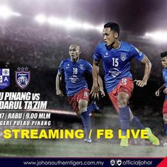 Jdt Vs Penang Fa Liga Super 2017  JDT vs Penang FA Liga Super 2017 Ini adalah perlawanan keempat belas antara pasukan JDT atau Johor Darul Ta zim vs pasukan Penang FA dalam Liga Super 2017 Berikut adalah butir butir perlawanan tersebut Ebook menjahit pelbagai baju VS JDT vs... Readmore: http://babab.net/feed/ http://ift.tt/2ttu918 http://ift.tt/2stWaS8 http://ift.tt/2tp9hsx