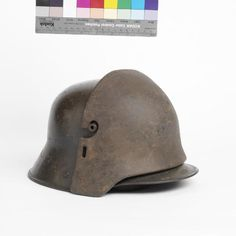 Item taken by Lieutenant J Best, MGC, at Mametz, Somme, 1916 ( Best (Major) was killed at Amiens, 15/May/1918)