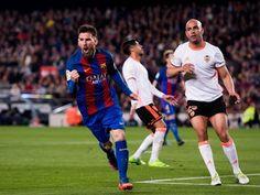 Blog Esportivo do Suíço:  Com dois de Messi, Barça vence o Valencia de virada e se mantém na cola do Real