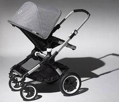 Image result for bugaboo fox grey melange Bugaboo, Baby Strollers, Fox, Grey, Children, Image, Baby Prams, Gray, Young Children