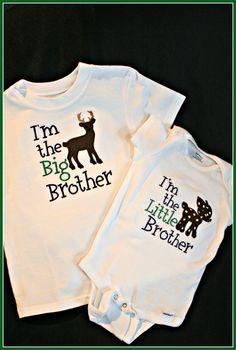 Custom big brother/little brother shirts