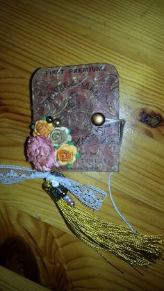 Christmas Card Shabby Card Wedding Card Scrapbooking Card ...DIY  Scrapbook Mini Album
