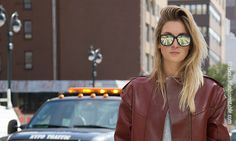 Fashionistable and Camille Charriere reflecting on our time in New York.