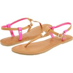 Target has some kids sandals similar to these!