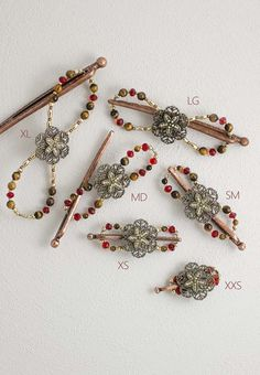 Lilla Rose Inc - Festive Leaf with the brilliant colors of red, gold, brass and rust ready to wear anytime.