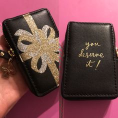 727fc4ec2a4b Kate spade steal the spotlight coin pouch so tiny cute. I deserve it