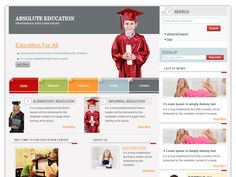 Education Responsive Bootstrap Template is a template for Education based website understanding of the indivisibility of human ideas. Don't miss the chance to give your website an impressive look with Education. Download and try it today!