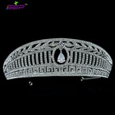 Find More Hair Jewelry Information about 2014 New Wedding Jewelry Free Shipping Bridal Flower Headband Tiara Crown Drop Clear Zircon Rhinestone Crystals 255R,High Quality crystal hot fix rhinestones,China rhinestone tee Suppliers, Cheap rhinestone cabochon from SEP Jewelry on Aliexpress.com
