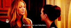 College Life, as Told by Gossip Girl GIFs