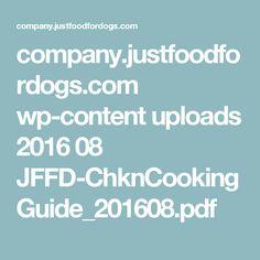 Companyjustfoodfordogs wp content uploads 2016 08 jffd companyjustfoodfordogs wp content uploads 2016 08 jffd chkncookingguide201608pdf more information more information 10 homemade dog food forumfinder Images