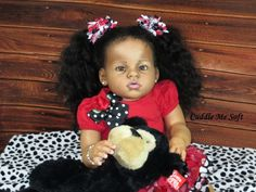 112 scale doll made by Karin Smead dolls Baby dolls