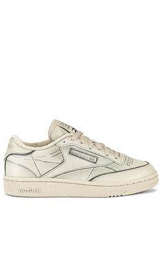 Club C Tromp L'oeil Sneaker MAISON MARGIELA x REEBOK BEST SELLER - Click to Shop #affiliatelink Reebok, Margiela, Casual Street Style, Designing Women, Chic Outfits, Shoes Sneakers, Slip On, Club, Shop