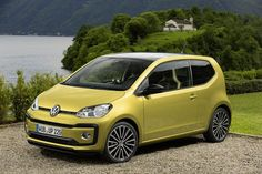 Volkswagen Up! (facelift 2016) 1.0 (68 Hp) CNG BMT #cars #car #volkswagen #up #fuelconsumption